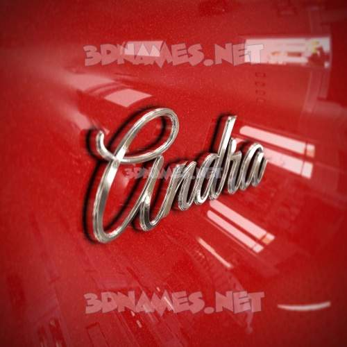 Car Paint 3D Name for andra