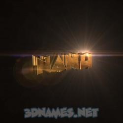 Golden Sparkle