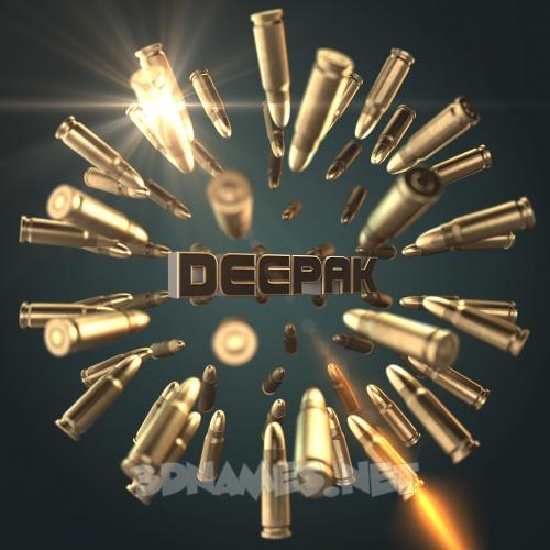 Bullet Time 3D Name for deepak