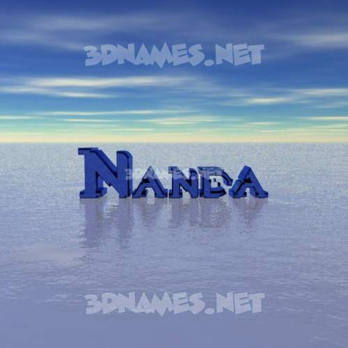 Horizon 3D Name for nanda