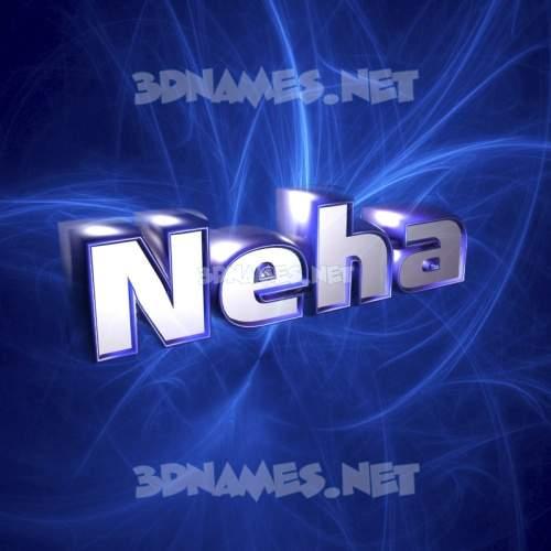Plasma 3D Name for neha